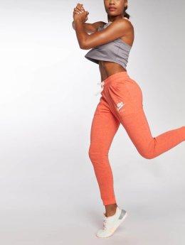 Nike Jogginghose Gym Vintage orange