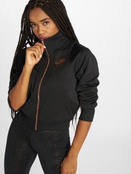 Nike Kurtki przejściowe Sportswear N98 Sweat czarny