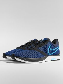 Nike Laufschuhe Zoom Strike Running niebieski