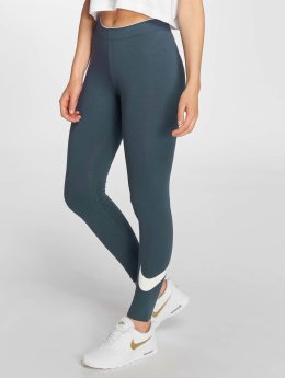 Nike Legging Club Logo 2 blau