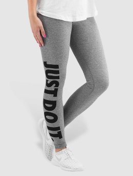 Nike Legging Leg-A-See Just Do It grijs