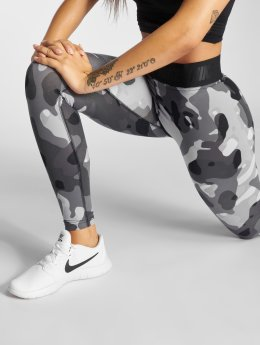 Nike Legging Camo zwart