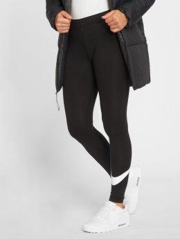 Nike Leggings Club Logo 2 nero