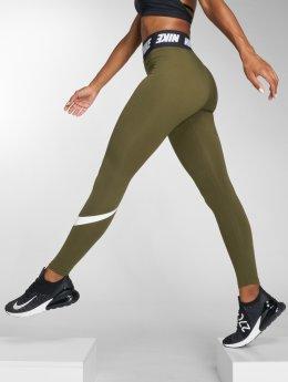 Nike Leggings Sportswear oliv