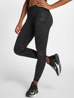 Nike Leggings/Treggings Pro Warm czarny