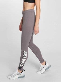 Nike Leggings/Treggings Sportswear gray
