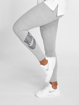 Nike Leggings/Treggings Club Futura gray