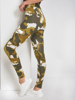 Nike Leggings/Treggings Sportswear kamuflasje