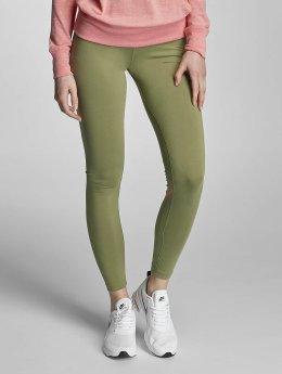 Nike Leggings/Treggings Leg-A-See  Logo olive