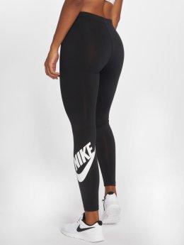Nike Leggings/Treggings Sportswear sort
