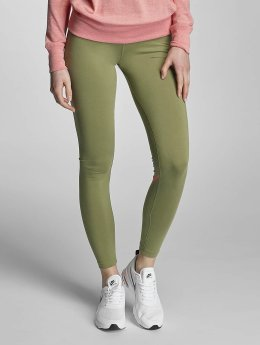 Nike Leginy/Tregginy Leg-A-See  Logo olivový