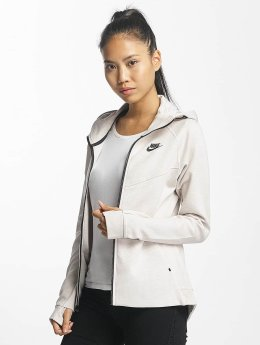 Nike Lightweight Jacket Tech Fleece gray
