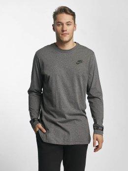 Nike Longsleeve NSW grau