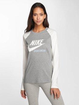 Nike Longsleeve Sportswear grijs