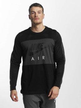 Nike Longsleeve NSW schwarz