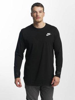 Nike Longsleeve NSW Longsleeve schwarz