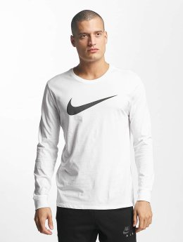 Nike Longsleeve Icon Swoosh weiß