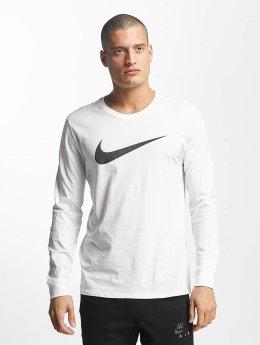 Nike Longsleeve Icon Swoosh wit