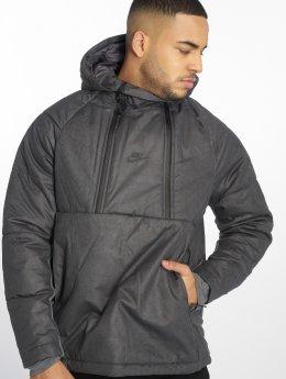Nike Manteau hiver Sportswear Tech noir