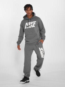 Nike Obleky Sportswear šedá