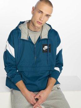 Nike Övergångsjackor Air blå