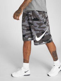 Nike Pantalón cortos FT CLub gris
