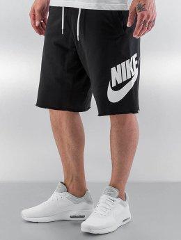 Nike Pantalón cortos NSW FT GX negro