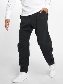 Nike Pantalón deportivo Sportswear Tech Fleece negro