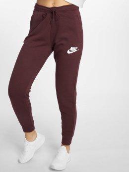 Nike Pantalón deportivo Sportswear Rally rojo