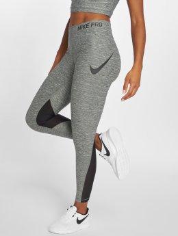 Nike Performance Леггинсы Pro  зеленый