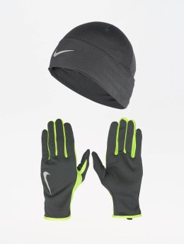 Nike Performance Beanie Mens Run Dry grau