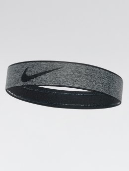Nike Performance Frotki Pro Swoosh 2.0 Headband szary