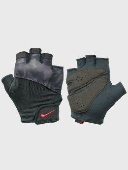 Nike Performance Gants Womens Printed Gym Elemental Fitness gris