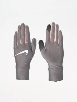 Nike Performance Guanto Womens Lightweight Tech Running grigio