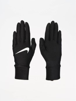 new arrival add17 a89ce Nike Performance Handschuhe Mens Dry Element Running Gloves schwarz