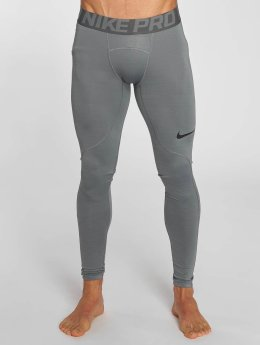 Nike Performance Legging Pro Warm grau
