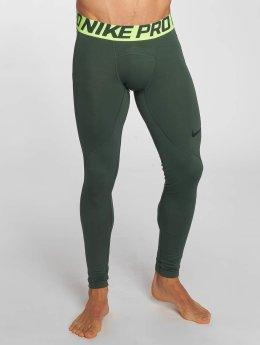 Nike Performance Leggings/Treggings Pro Warm olive