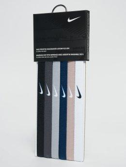 Nike Performance Schweißband Printed Assorted 6PK grau