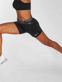 Nike Performance Shortsit Pro musta