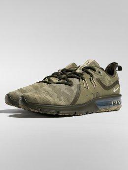 Nike Performance sneaker Air Max Sequent 3 Running olijfgroen