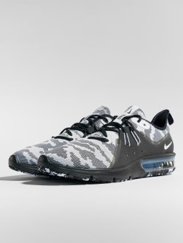 Nike Performance Sneakers Air Max Sequent 3 Running czarny