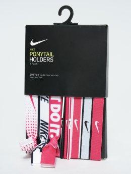 Nike Performance Sonstige Mixed 9PK Ponytail Holder pink