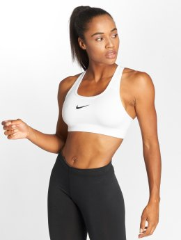 Nike Performance Soutiens-gorge de sport New Pro blanc