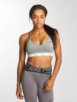 Nike Performance Sport BH Indy Soft grau