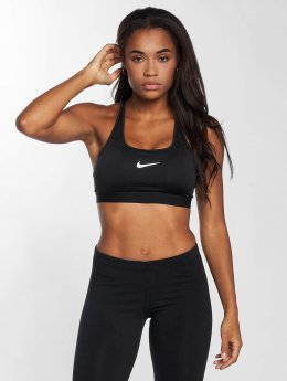 Nike Performance Sport BH Strappy Sports schwarz