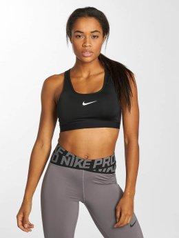 Nike Performance Sport BH Classic Padded zwart