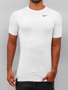 Nike Performance T-shirt Pro Cool Compression bianco
