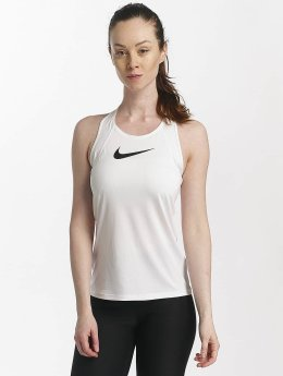 Nike Performance Tank Tops Pro bianco