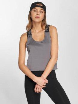 Nike Performance Tank Tops Pro grå