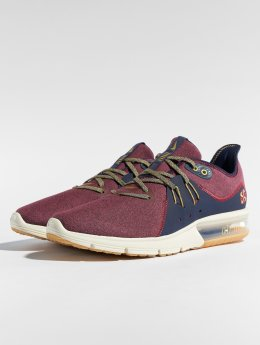Nike Performance Tennarit Air Max Sequent 3 PRM VST punainen